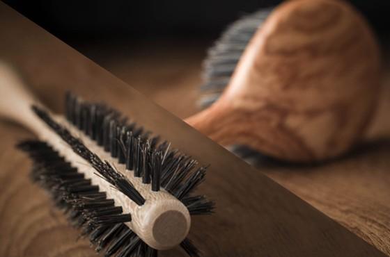 Découvrez l'origine et la particularité, des brosses à cheveux Tracia